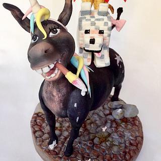 Pony Donkey