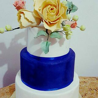 Blue Wedding