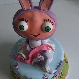 Lau Lau weybuloo cake - Cake by Amanda Watson