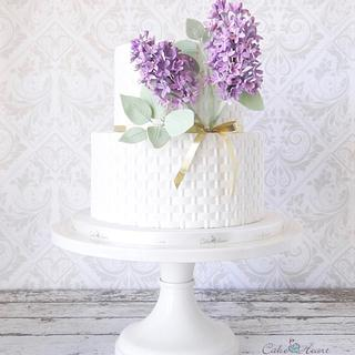 Lilacs - Cake by Cake Heart