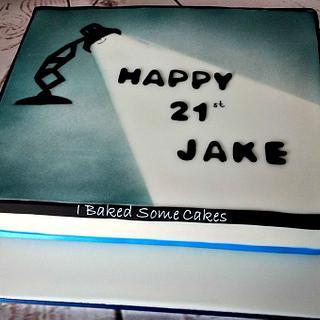 Animator's Cake