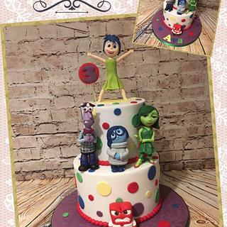 Inside out cake 💖 - Cake by Teraza @ T's all occasion cakes