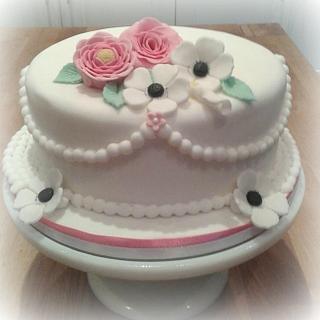 Sugar love - Cake by SweetCakeaholic1