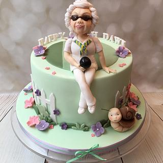 Bowls cake