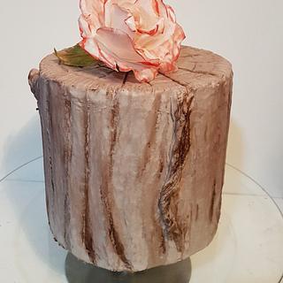 Esperanza en flor - Cake by Ofelia Bulay