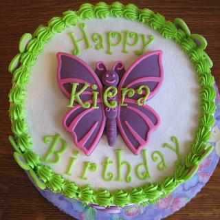 Madame Butterfly Birthday