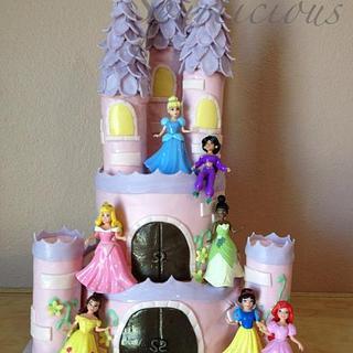A Castle fit for Princesses