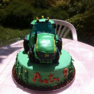 Torta John deere - Cake by dolcitentazioni