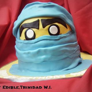 Ninjago Cake - Cake by Shelly-Anne