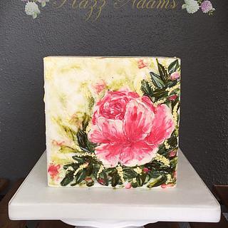 Pink Rose Garden
