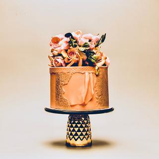 Torta de Mirtha LEGRAND
