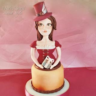 Dorothea Steampunk Doll