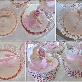 Wedding cupcakes II.