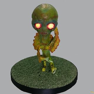 Aliens - X-Files Challenge