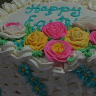 1 Year of Cake Decorating