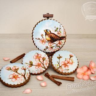 Spring - cookies