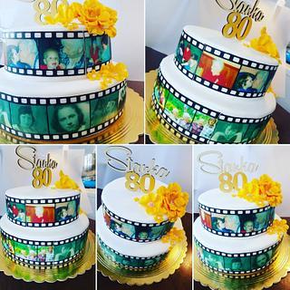 Gradma's cake