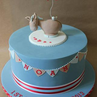 Donkey Cake.