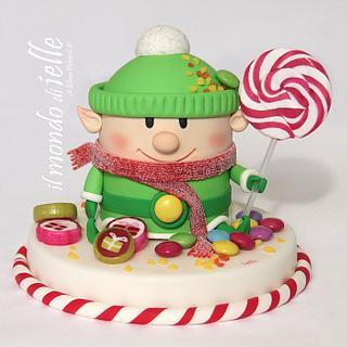 Candies Elf