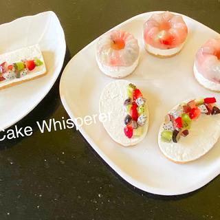 Mixed Fruit Cheesecake  - Cake by Neha Jaiswal