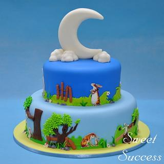 Guess How Much I Love You Cake - Cake by Sweet Success