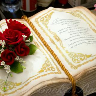 Woman of Faith - Cake by Shanita