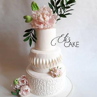 Wedding Cake - Cake by Elisabetta Pepe