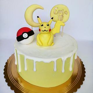 Pokemon cake  - Cake by Tortebymirjana