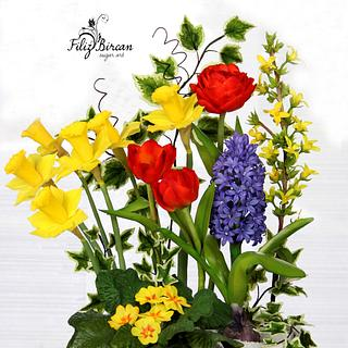 Sugar Spring Bouquet