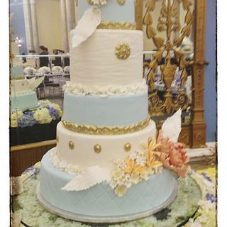 Royal cake!!!