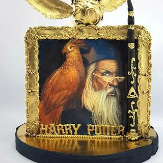 Harry Potter  - Cake by My little cakes