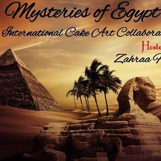 زهراء فياض تنظم تعاون دولي لصنع تورت في حب مصر