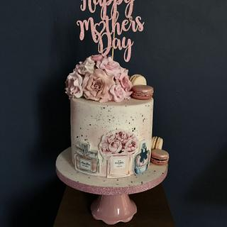 Mother's Day cake  - Cake by Andrias cakes scarborough