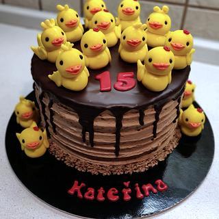 Ducks and ducks