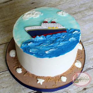 Cruise Cake