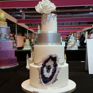 Geody  Wedding Cake