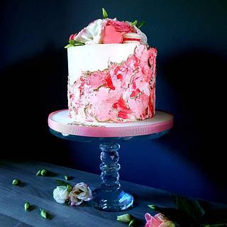 Pink dream... - Cake by Radoslava Kirilova (Radiki's Cakes)