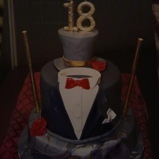 18 birthday cake - Cake by Zoca