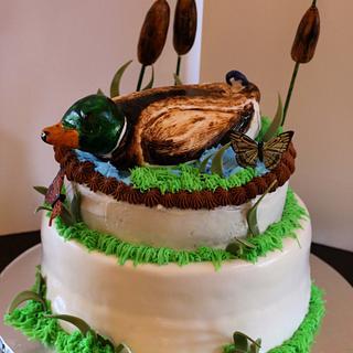 Mallard Cake
