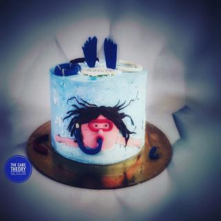 Underwater Theme Cake - Cake by Rakhee Mitruka