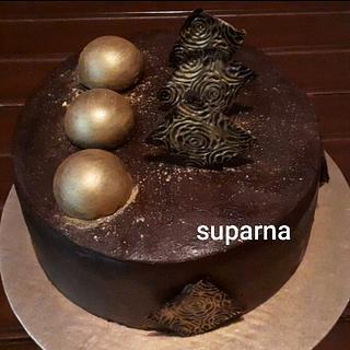 Birthday Cake - Cake by Suparna