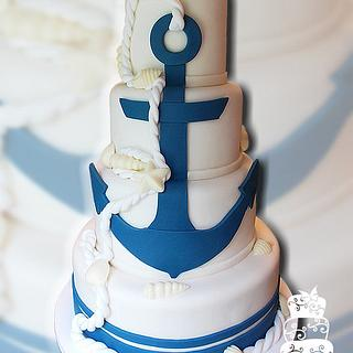 Nautical Bridal Shower
