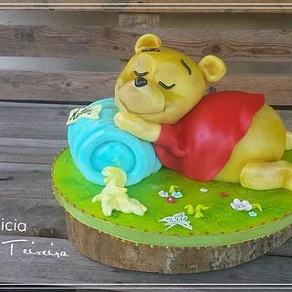 Anniversary Cake (3D All Edible Cake)