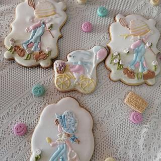 Románticas cookies