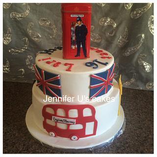 A British sweet 16
