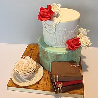 Cake for an awesome teacher