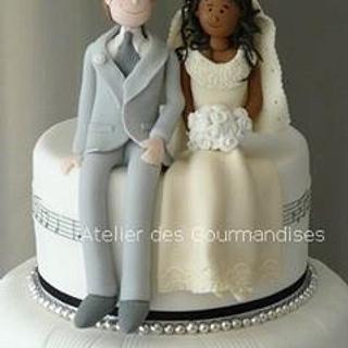 Topper cake