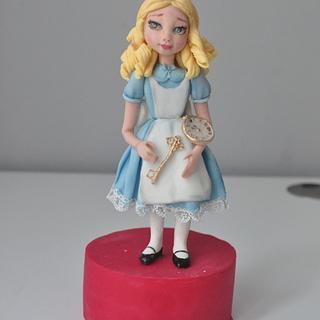 Alice in Wonderland Alice