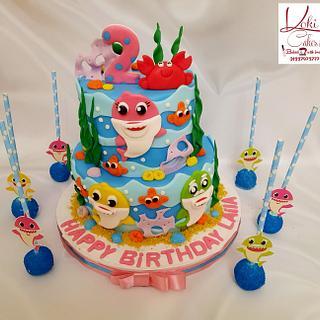 """""""Baby Shark cake"""""""