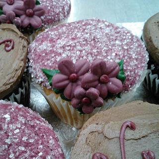 Burgundy wine - Cake by Jaime VanderWoude
